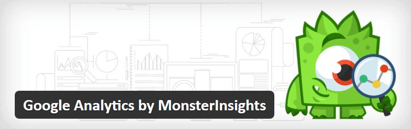 Google Analytics Monster Insights Featured Image